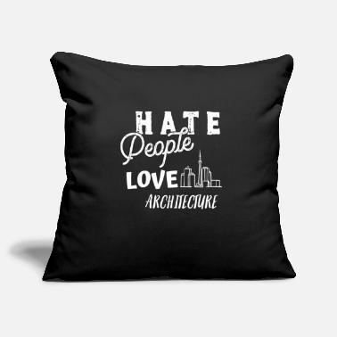 High School Graduate Architectural student student gift idea birthday - Pillowcase 17,3'' x 17,3'' (45 x 45 cm)