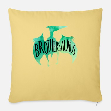 Brothersaurus Brothersaurus - Pillowcase 17,3'' x 17,3'' (45 x 45 cm)