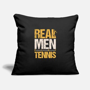 Tennis Tennis play gift tennis team - Pillowcase 17,3'' x 17,3'' (45 x 45 cm)