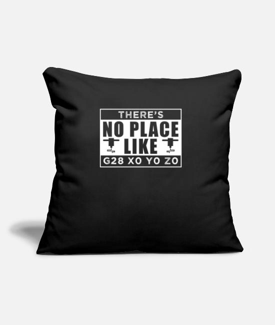 There S No Place Like G28 X0 Y0 Z0 Pillowcase 17 3 X 17 3 45 X 45 Cm Spreadshirt Cm1 is a simple cli tool for managing frequently run commands. t shirt printing by spreadshirt