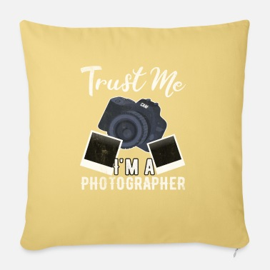 Cameraman Photographer cameraman - Pillowcase 17,3'' x 17,3'' (45 x 45 cm)
