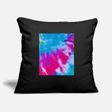 Stuff Gift Abstract Color Pattern Retro Pink Blue - Kissenhülle