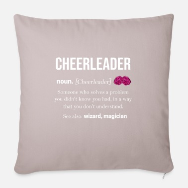 Girlie Cheerleader Girlpower Pompoms Prost Girls Squad - Kuddfodral