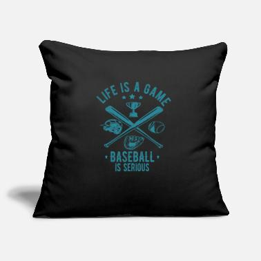Read Baseball Baseballer Softball Gift - Pillowcase 17,3'' x 17,3'' (45 x 45 cm)