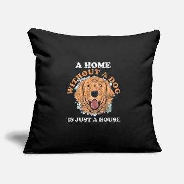 Watchdog Dog watchdog - Pillowcase 17,3'' x 17,3'' (45 x 45 cm)