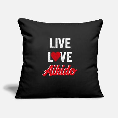 Aikido Aikido - Pillowcase 17,3'' x 17,3'' (45 x 45 cm)