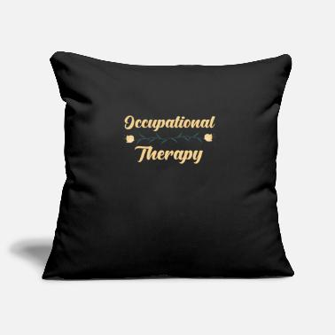 Occupation Occupational therapy occupation - Pillowcase 17,3'' x 17,3'' (45 x 45 cm)