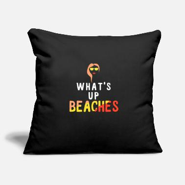 Vacation vacation - Pillowcase 17,3'' x 17,3'' (45 x 45 cm)