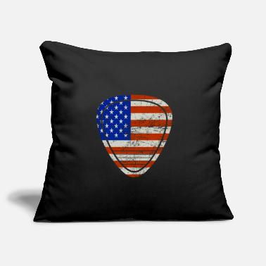 Guitar Guitar usa music - Pillowcase 17,3'' x 17,3'' (45 x 45 cm)