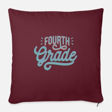 Grade Fourth grade 4th grade Fourth grade - Pillowcase 17,3'' x 17,3'' (45 x 45 cm)