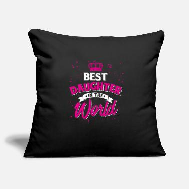 Daughters daughter - Pillowcase 17,3'' x 17,3'' (45 x 45 cm)
