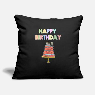 Happy Birthday Happy Birthday Shirt Enfants - Housse de coussin