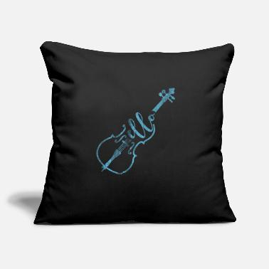 Composer Cello composer - Pillowcase 17,3'' x 17,3'' (45 x 45 cm)