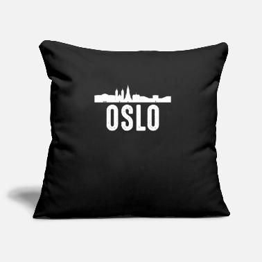 Oslo Oslo - Pillowcase 17,3'' x 17,3'' (45 x 45 cm)