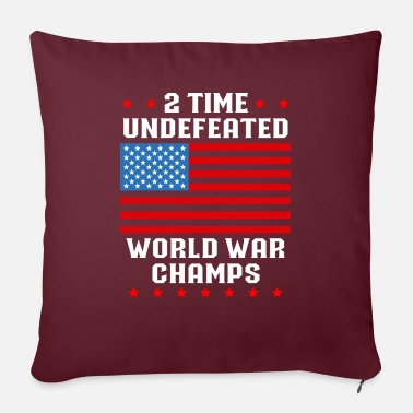 America America - Pillowcase 17,3'' x 17,3'' (45 x 45 cm)