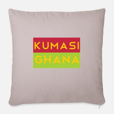 Kumasi Kumasi Fhana shirt - Pillowcase 17,3'' x 17,3'' (45 x 45 cm)