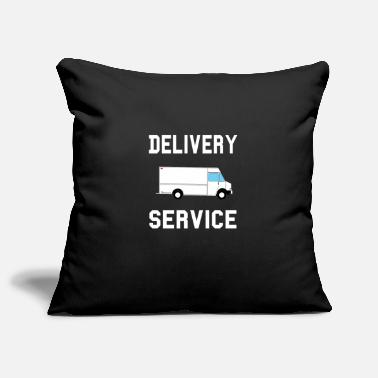 Delivery Delivery service - Pillowcase 17,3'' x 17,3'' (45 x 45 cm)