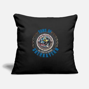 Upper Bavaria SONS OF UPPER BAVARIA - Pillowcase 17,3'' x 17,3'' (45 x 45 cm)