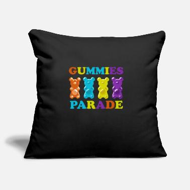 Parade Gummies parade - Pillowcase 17,3'' x 17,3'' (45 x 45 cm)