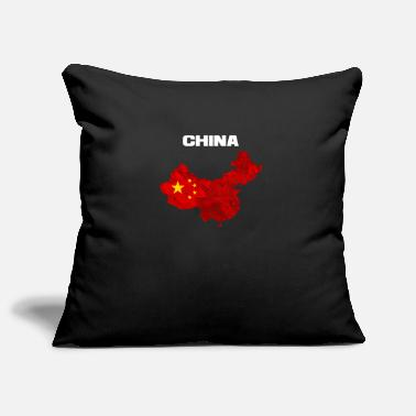 China China - Pillowcase 17,3'' x 17,3'' (45 x 45 cm)