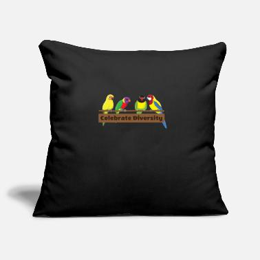 Gift for Conures Lovers | Funny Celebrate - Pillowcase 17,3'' x 17,3'' (45 x 45 cm)