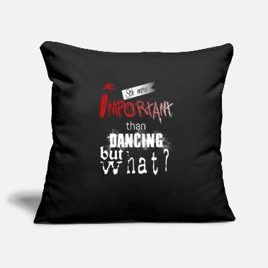 Dancer Dancer Dancer Dancer Dancer Dancer - Pillowcase 17,3'' x 17,3'' (45 x 45 cm)