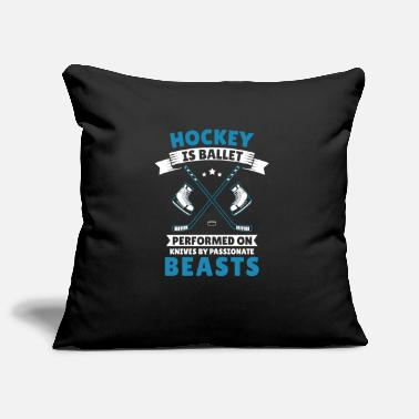 Ice ice Hockey - Pillowcase 17,3'' x 17,3'' (45 x 45 cm)