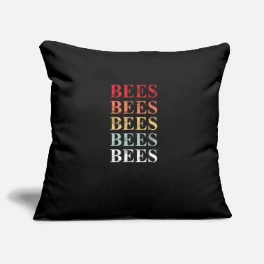 Bee BEES BEES BEES BEES - Pillowcase 17,3'' x 17,3'' (45 x 45 cm)