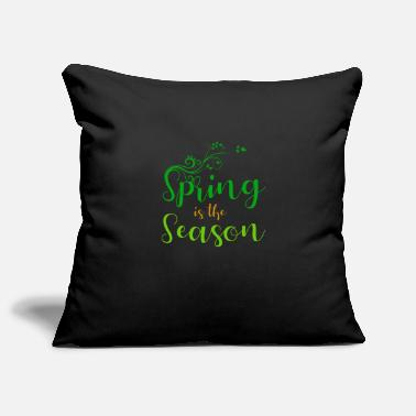 Season Spring is the season - spring is the season - Pillowcase 17,3'' x 17,3'' (45 x 45 cm)