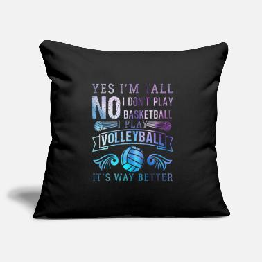 Passierschlag volleyball - Pillowcase 17,3'' x 17,3'' (45 x 45 cm)