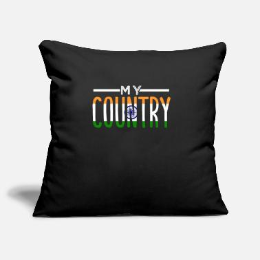 India India - Pillowcase 17,3'' x 17,3'' (45 x 45 cm)