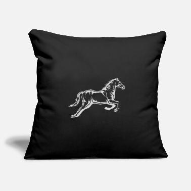 Pony pony - Pillowcase 17,3'' x 17,3'' (45 x 45 cm)