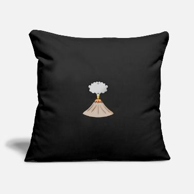 Volcano volcano - Pillowcase 17,3'' x 17,3'' (45 x 45 cm)