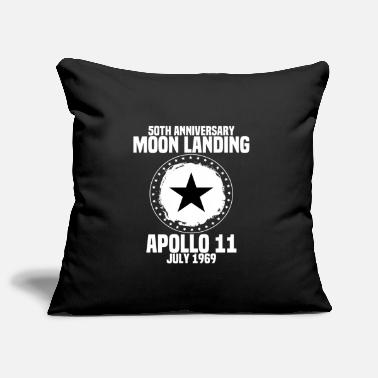 Moon Landing moon-landing - Pillowcase 17,3'' x 17,3'' (45 x 45 cm)