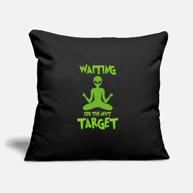 Planet Next target - Alien, Space, Planet - Pillowcase 17,3'' x 17,3'' (45 x 45 cm)