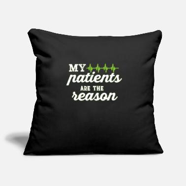 Doctor Doctor doctor - Pillowcase 17,3'' x 17,3'' (45 x 45 cm)