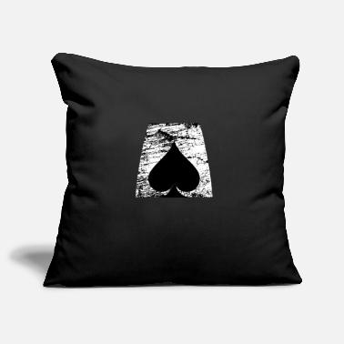 Poker Poker Poker - Pillowcase 17,3'' x 17,3'' (45 x 45 cm)