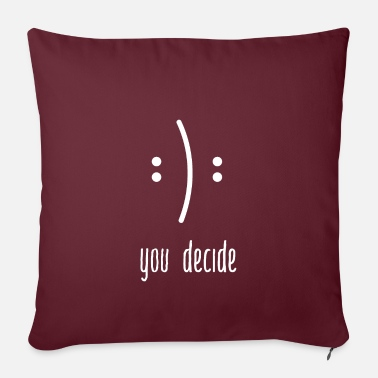 Mood mood - Pillowcase 17,3'' x 17,3'' (45 x 45 cm)