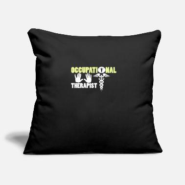 Occupation occupational therapist - Pillowcase 17,3'' x 17,3'' (45 x 45 cm)