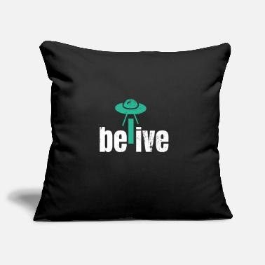 Saucer Flying saucer - Pillowcase 17,3'' x 17,3'' (45 x 45 cm)