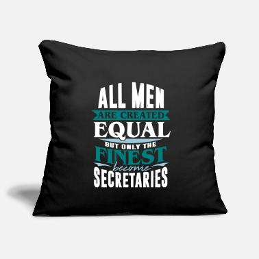 Secretary Secretary typist secretary office - Pillowcase 17,3'' x 17,3'' (45 x 45 cm)
