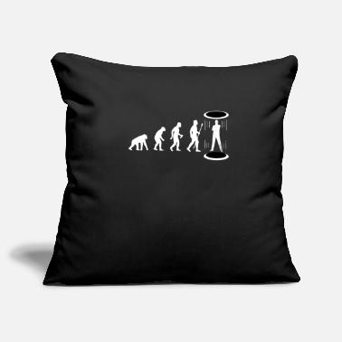 Teleport Evolution of Teleport Beam me up - Pillowcase 17,3'' x 17,3'' (45 x 45 cm)