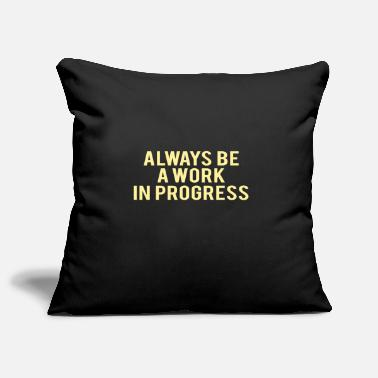 Search POWERLIFTING: always be a work in progress - Pillowcase 17,3'' x 17,3'' (45 x 45 cm)