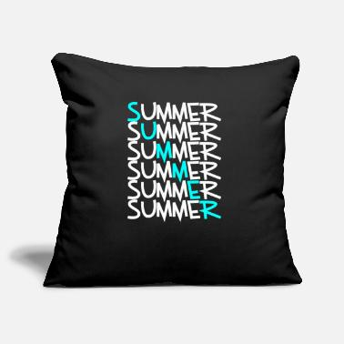 Summer Summer summer - Pillowcase 17,3'' x 17,3'' (45 x 45 cm)