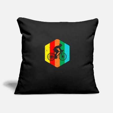 Cyclist cyclist - Pillowcase 17,3'' x 17,3'' (45 x 45 cm)
