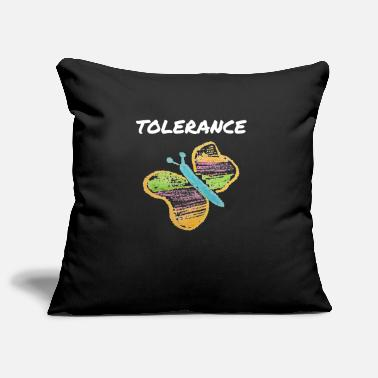 tolerance - Pillowcase 17,3'' x 17,3'' (45 x 45 cm)