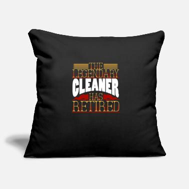Cleaner Cleaner - Pillowcase 17,3'' x 17,3'' (45 x 45 cm)