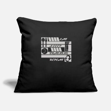 Training Eat Sleep Training Repeat - Housse de coussin