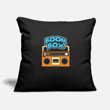 Boom Box Vintage boom box - Pillowcase 17,3'' x 17,3'' (45 x 45 cm)