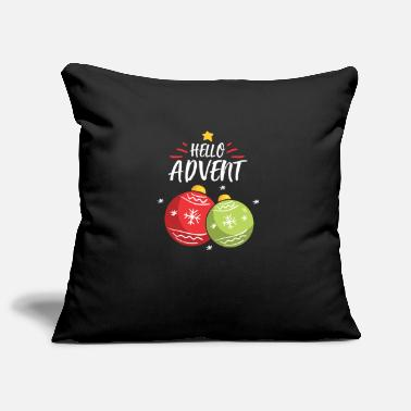Advent Advent - Pillowcase 17,3'' x 17,3'' (45 x 45 cm)